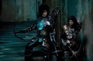 Diablo 3 - Классы - Охотники на демонов