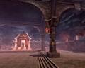 Коробка с оружием в Святилище огня и Стальном плавнике.