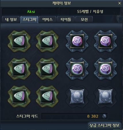 Aion - Профессии