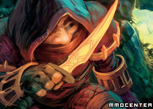 World of Warcraft - Разбойник