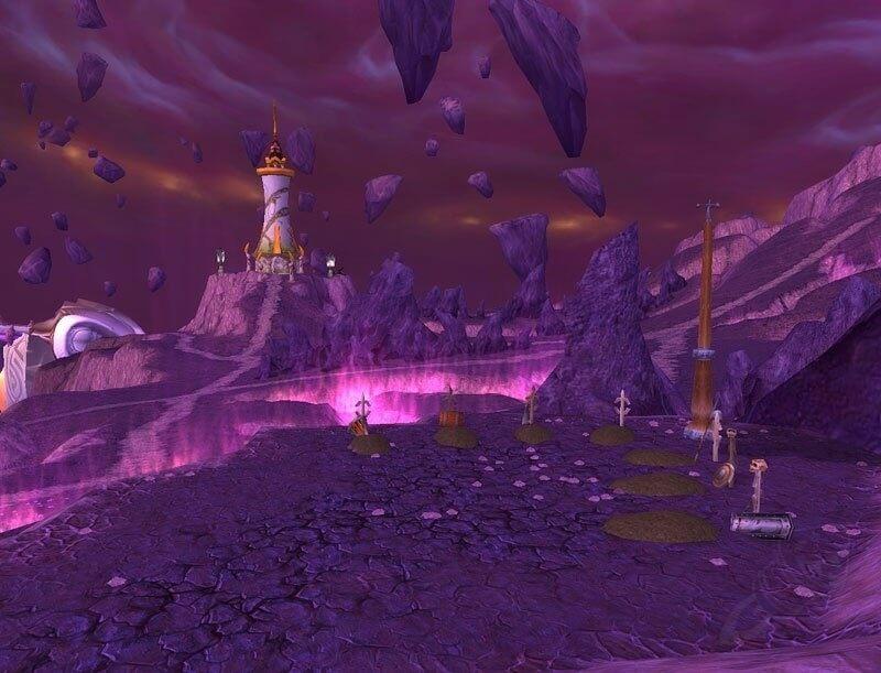 World of Warcraft - Поля боя